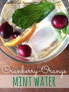 Cranberry Orange Wat