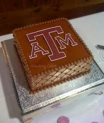grooms cake texas a & m - Google Search