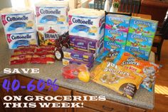 Don't EVER pay full price for groceries! Visit our blog to find out how to get 30-70% off groceries WITHOUT clipping coupons...might need to take a look at this!