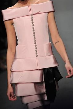 Chanel - this is stunning.