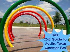 Free Fun in Austin: 2013 Guide to Free Summer Fun in Austin