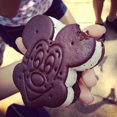 eating the ears first :)  #UndercoverTouristPinterestGiveaway
