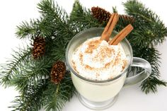 Amazingly Tasty Eggnog Recipes! A variety of eggnog recipes to enjoy and share during the holiday season!