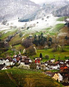 Liechtenstein countryside