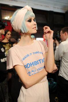 #pastel #blue #hair
