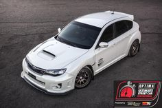 The 2013 Subaru WRX STi of Targa Trophy Series founder, Jason Overell will be in the 2013 #OUSCI