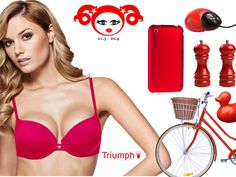 Aries  #triumph #lingerie
