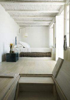 loft    greece  greek  interior design