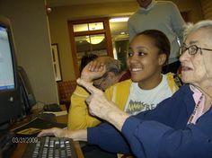 Recharging Retirees in Retirement Communities: FaceBook for Seniors