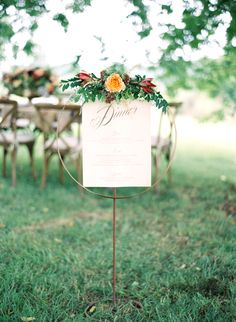 Blush and gold fall wedding ideas | photo by Elisa Bricker Photo | 100 Layer Cake