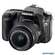 PENTAX K 100 D