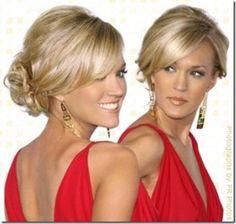 Hair...so pretty! Lindsey...