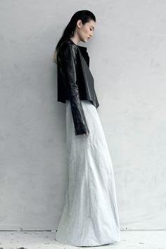 skirt, maxi dresses, biker jackets
