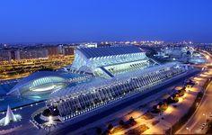 Valencia - City Of Arts & Sciences