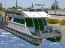 Pontoon House Boats