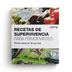 Recetas de supervivencia para principiantes con el estuche de vapor (Español)