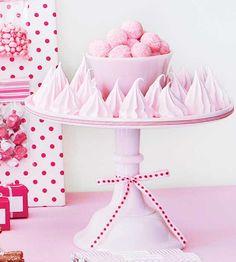 ... Strawberries Truffles, Amy Atlass, Candies, Pink & White Truffles