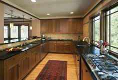 Bennett Frank McCarthy Architects- Prairie Home Kitchen Remodel
