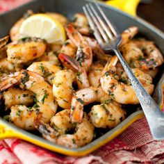 How about some Lemon Garlic Shrimp for your next cookout? - Sprouts Farmers Market -sprouts.com #GreatGrillin