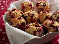 food recip, breakfast muffins, cranberri muffin, cranberri orang, orang cranberri, delici cranberri, orang muffin, cranberries, orange cranberry muffins