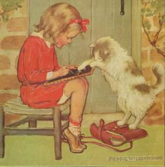 Artist: Jessie Willcox Smith
