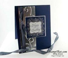 Stampin' Up! Elementary Elegance Sample