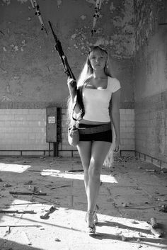 Mini skirt sexi girl, guns, gun girl, background, weapon, mini skirts, arm, women, girl gun