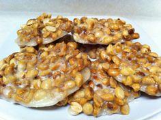 caribbean nut cakes