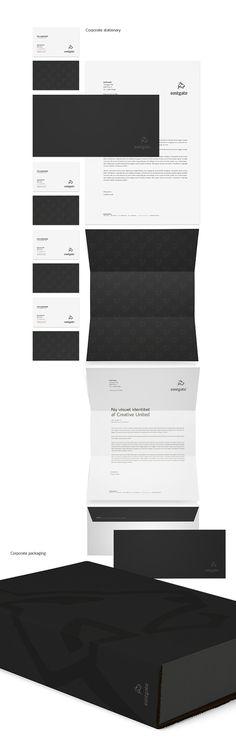 Résumé inspiration. #resume #identity #cv