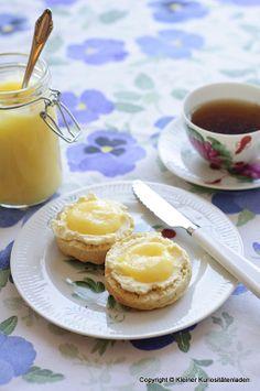 Cornish Cream Tea | Kleiner Kuriositätenladen
