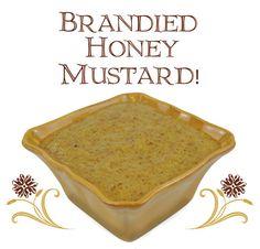 Easy Homemade Mustards - Mountain Rose Blog
