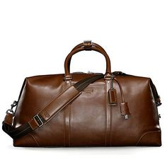A weekend bag | 40 Things Every Self-Respecting Man Over 30 Should Own