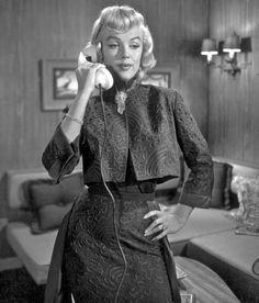 "MM in ""Gentlemen Prefer Blondes"" [1953]"