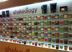 Each of the 70+ all natural ingredients in Shakeology.
