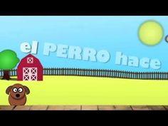 Animales de la granja y sus sonidos - canción infantil