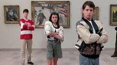 More Ferris Bueller necessary.
