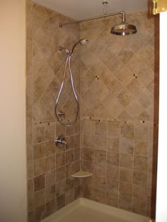 bathroom remodels | Bathroom Remodel – Rainhead & Handheld Shower