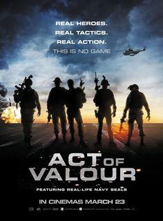 Act of Valour movie review: proper action or propaganda?    http://bit.ly/ITX7rk