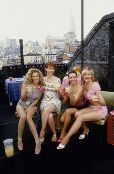 Sex and the City, still love this show.