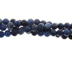 Sodalite 4mm Gemstone Bead Strand