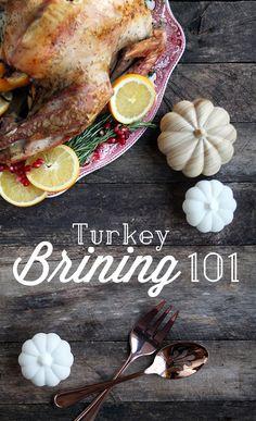 Turkey Brining 101