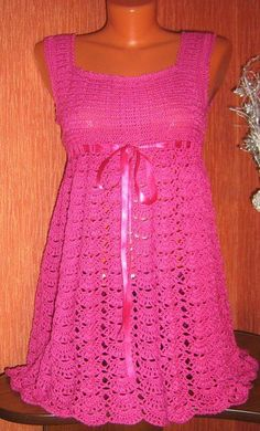 Crochet patterns summer dresses, crochet patterns free, craft, crochet summer, crochet pattern free, free crochet charts, free summer dress pattern, free chart, crochet clothes free patterns