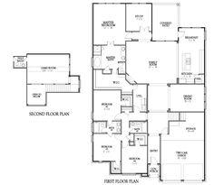 Darling Home Plan 5693 A  huge wic!