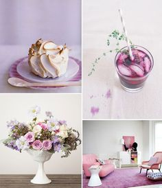 Inspired by Pantone's Color of the Year: Radiant Orchid