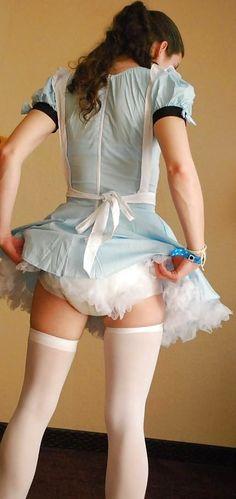 Baby dress! http://adultlittlegirl.com
