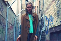 Danish Trine is one of the hottest girls i've seen. Love her style too!
