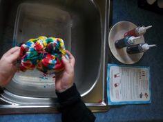 #Tie Dye #Native American #Fun Craft Kit #Easy Clean-up So fun :-)