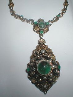 Austro hungarian jewelry on pinterest antique silver for C leslie smith jewelry