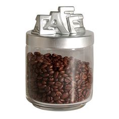 Glass Coffee Pot Silver, $32, now featured on Fab.