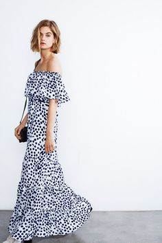This gorgeous maxi i